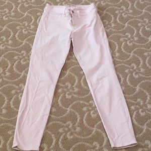 J Brand Pale Pink Jeans Size 25